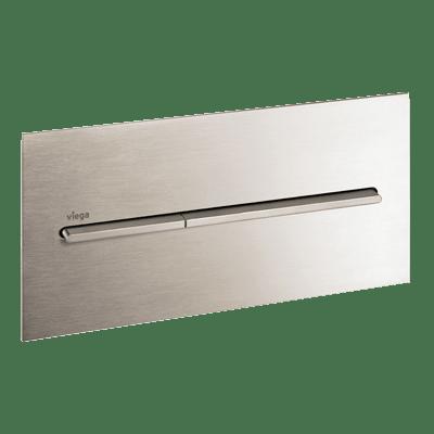 Plastic, 54730 Viega Flush Plate Visign for Style 12