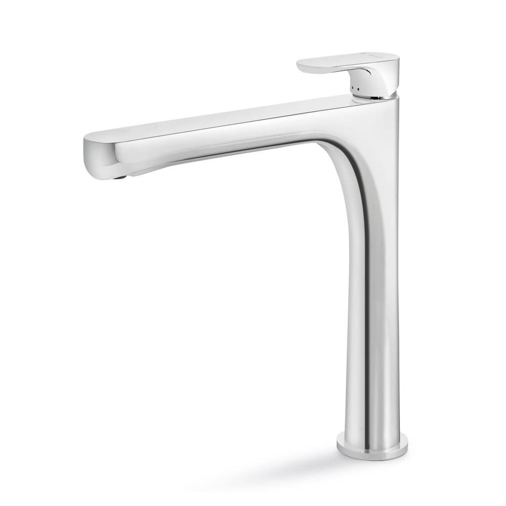 Newform 67015 WH Linfa Vessel Faucet | QualityBath.com