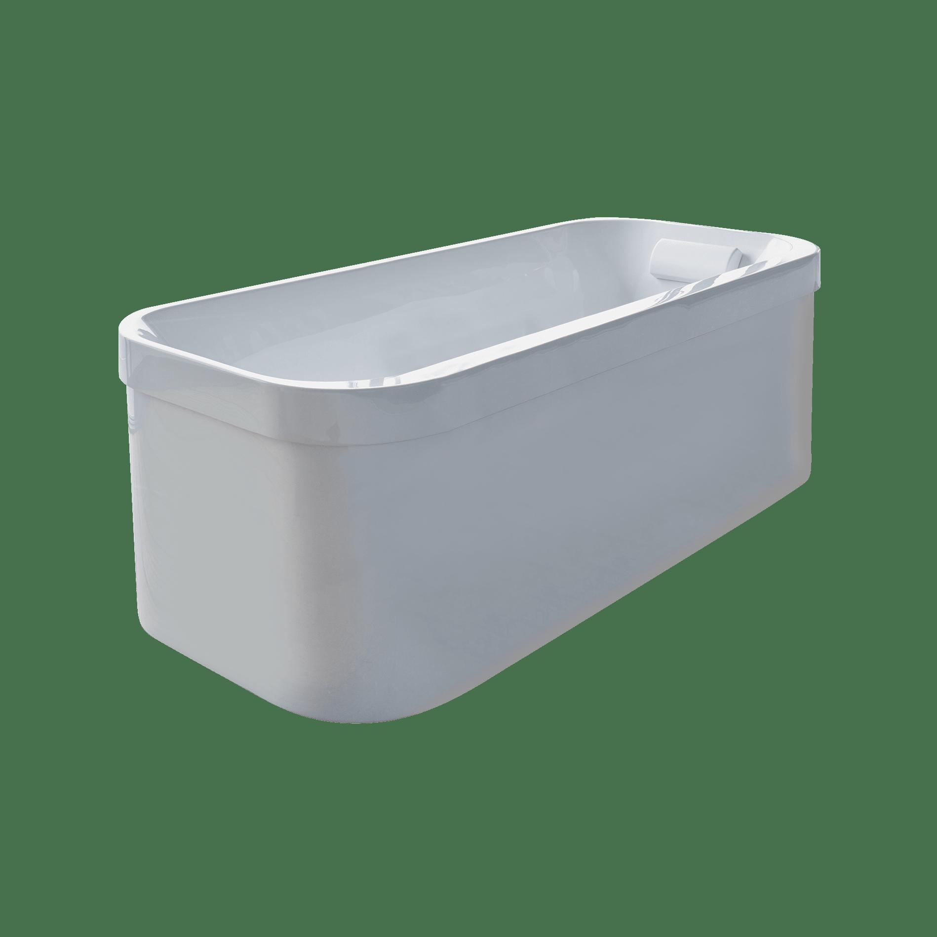 Duravit 700319000000090 Happy D.2 Freestanding Soaker Tub ...
