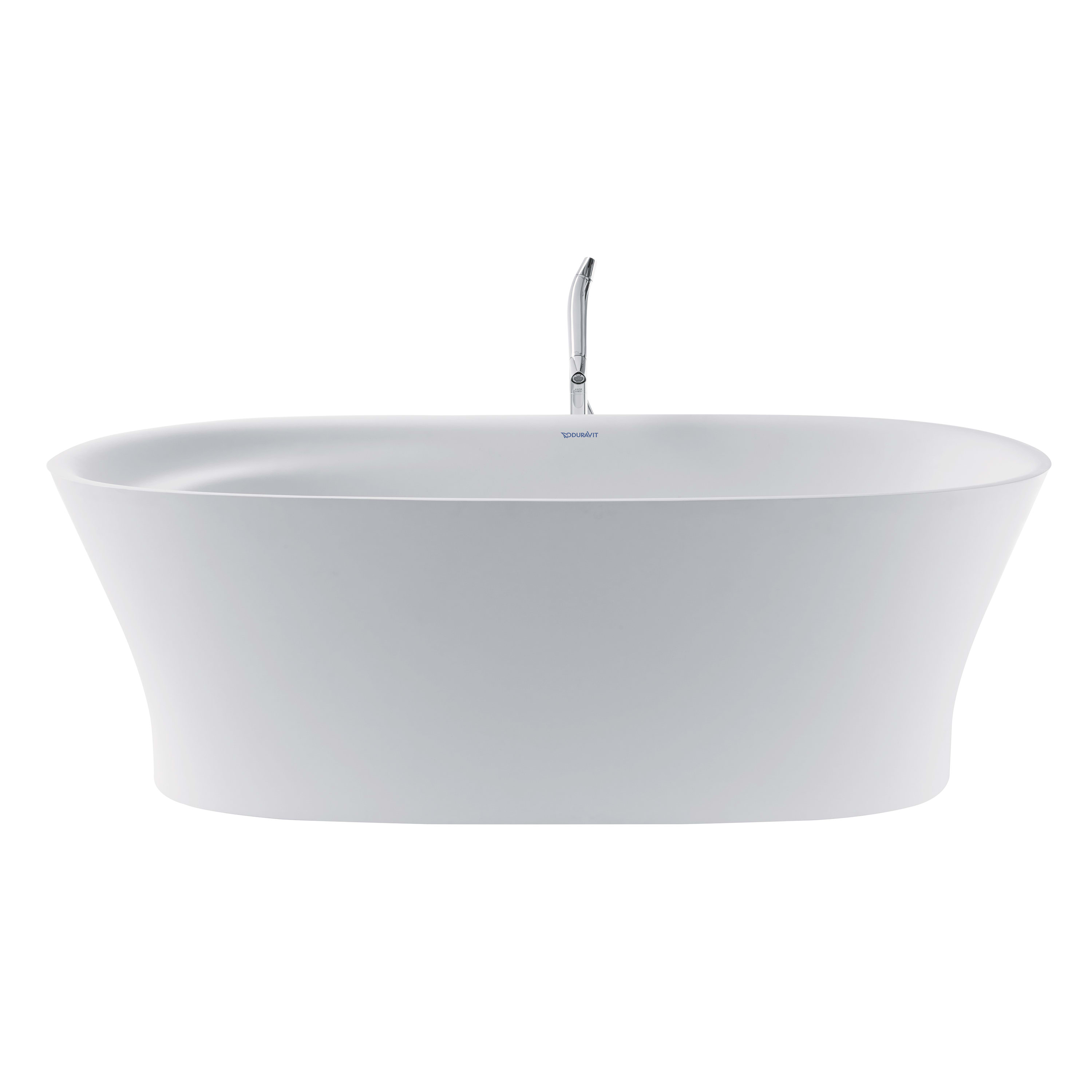 Duravit 700330000000090 Cape Cod Freestanding Soaker Tub ...