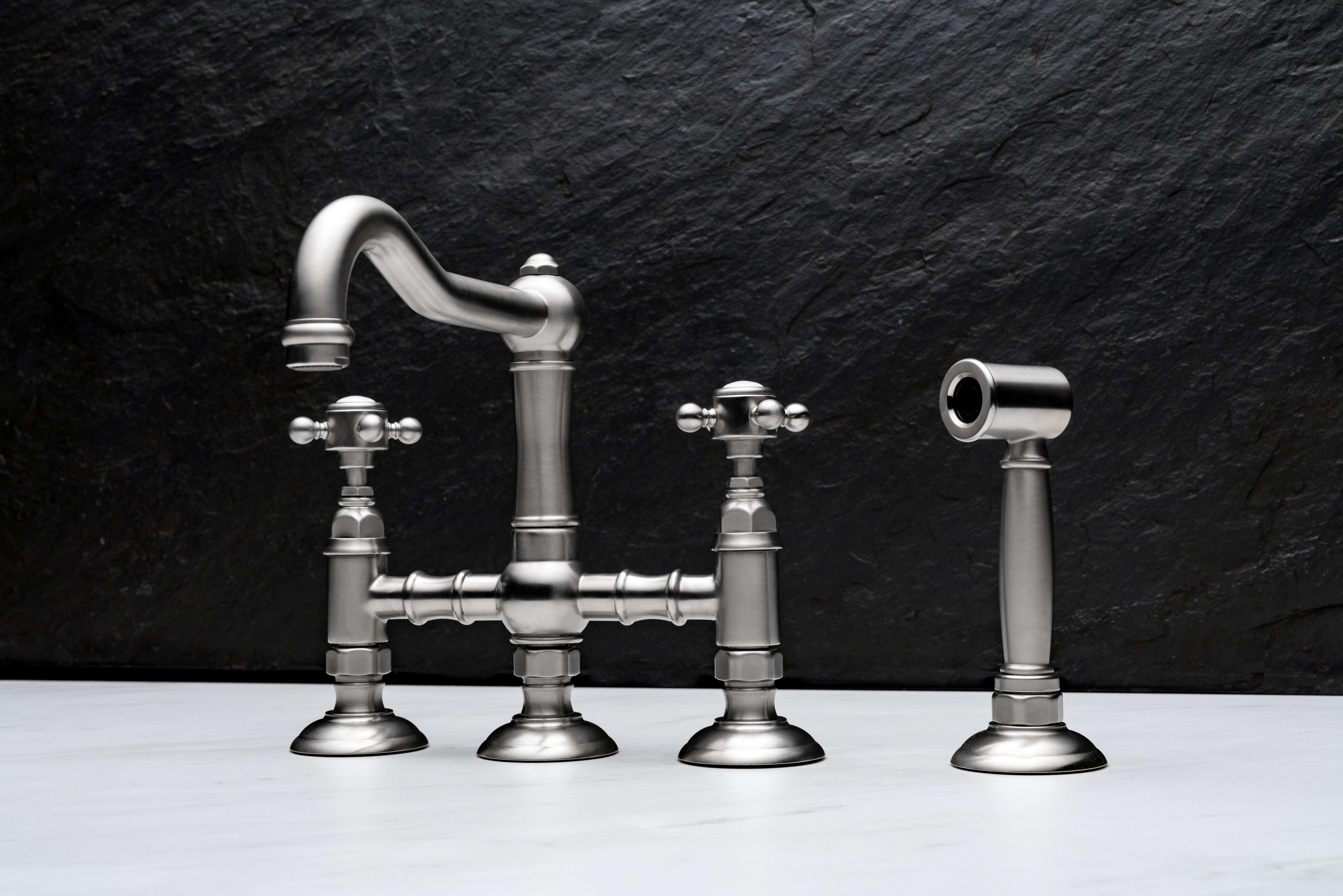 ROHL A1458LPWSIB-2 KITCHEN FAUCETS Italian Brass