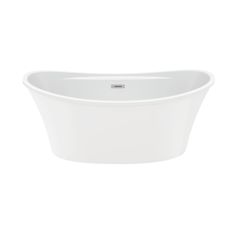 Maax 106267-000-015 Ariosa 6636 Freestanding Soaker Tub ...