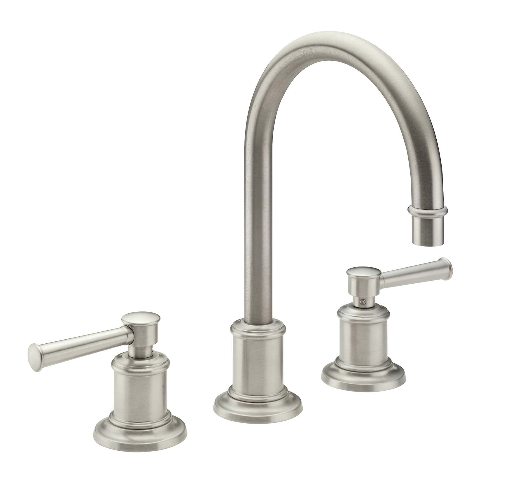 California Faucets 4802 Miramar 8\
