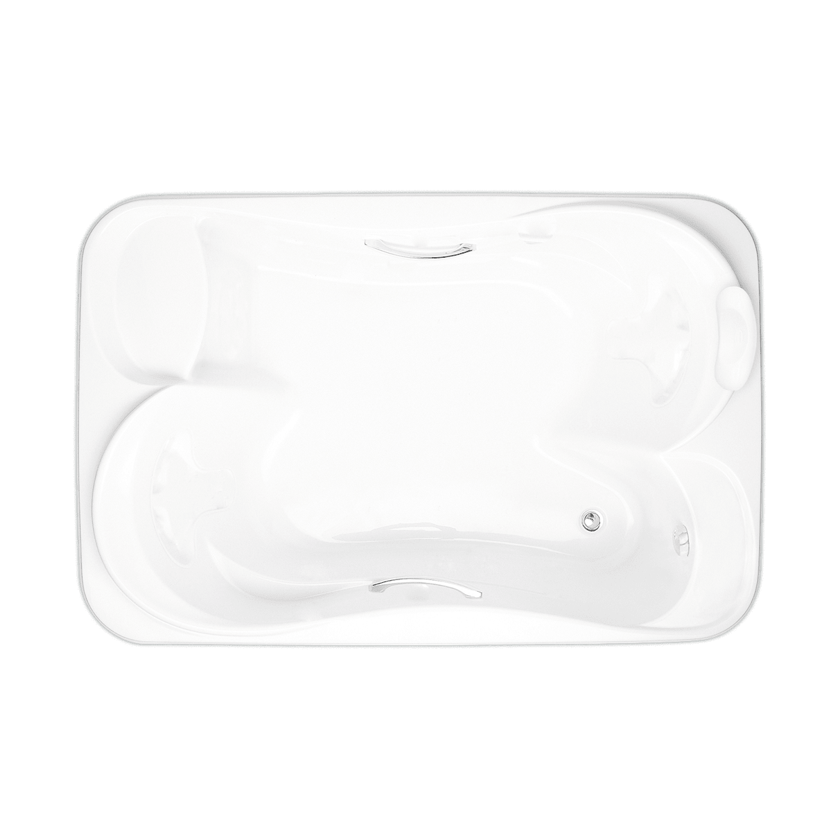 Maax 100085-094 Crescendo Hydromax And Aerofeel Tub | QualityBath.com