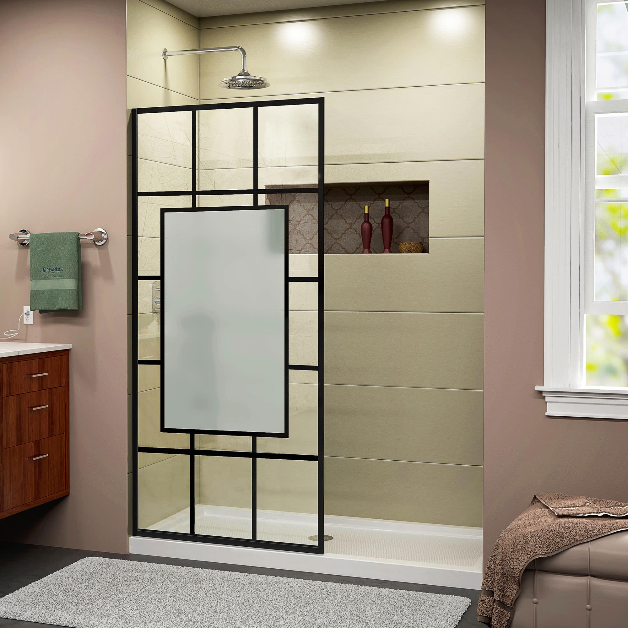Dreamline Shdr 3234721 86 French Linea Avignon Shower Door