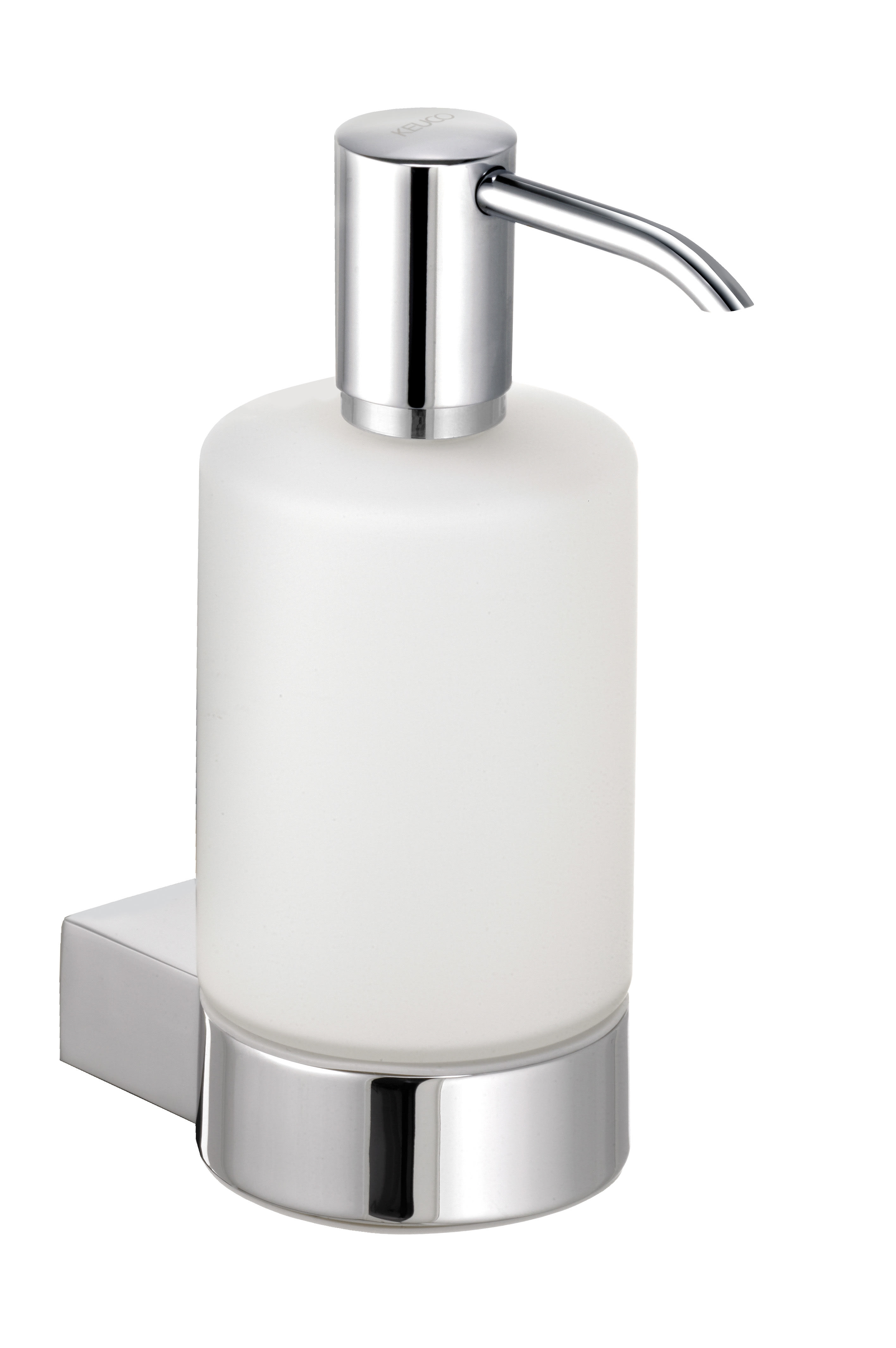 Keuco 14953 Plan Lotion Dispenser | QualityBath.com