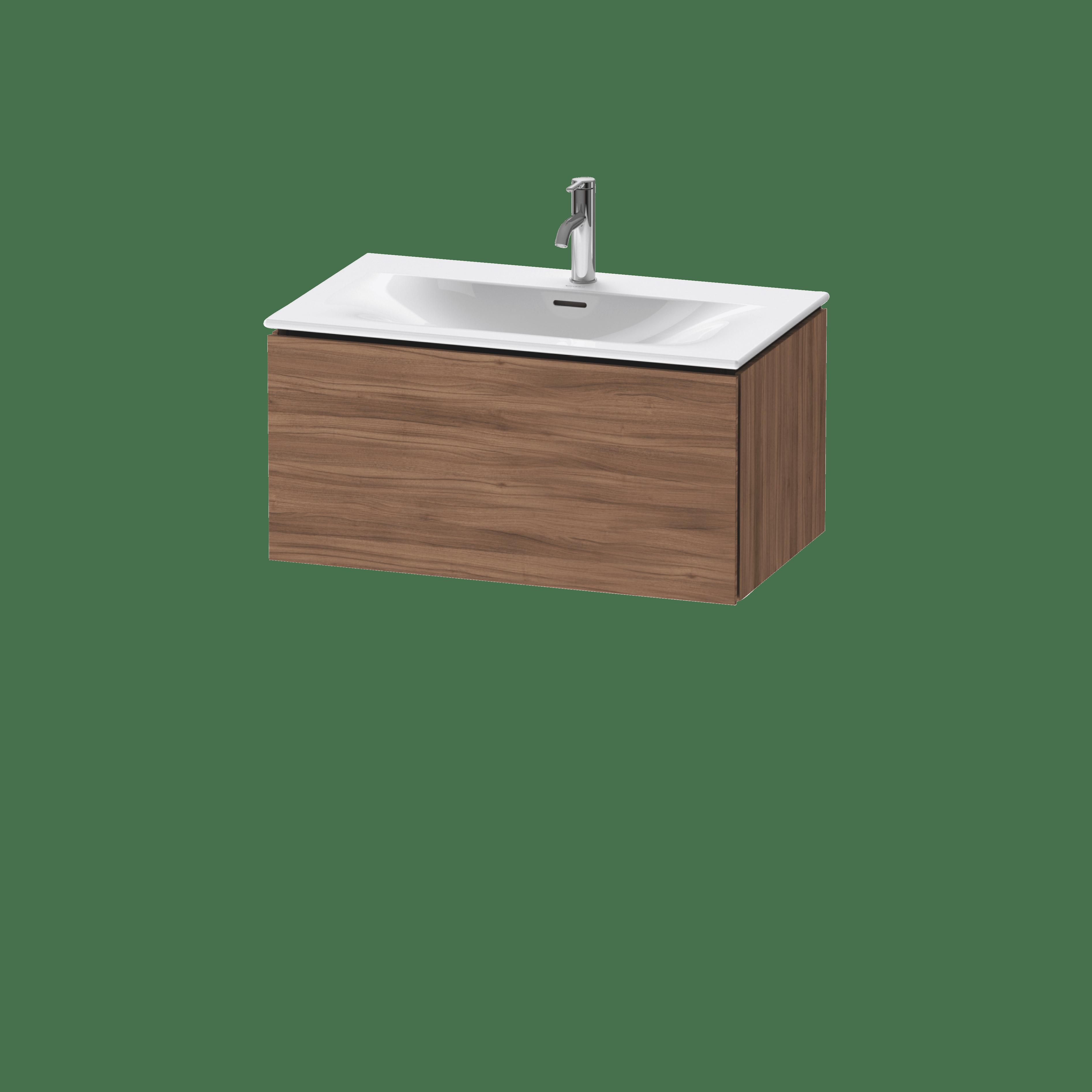 Duravit Lc6137 L Cube 32 1 4 Wall Mount Vanity Qualitybath Com