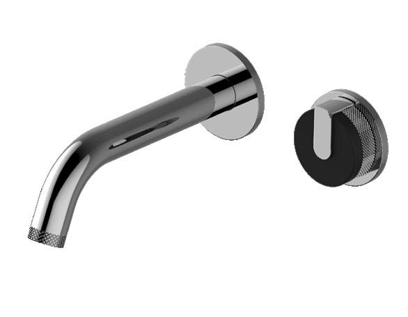 Graff G 11536 Riwt Libk Au T Mod Wall Mount Lavatory Faucet With Single Handle Qualitybath Com