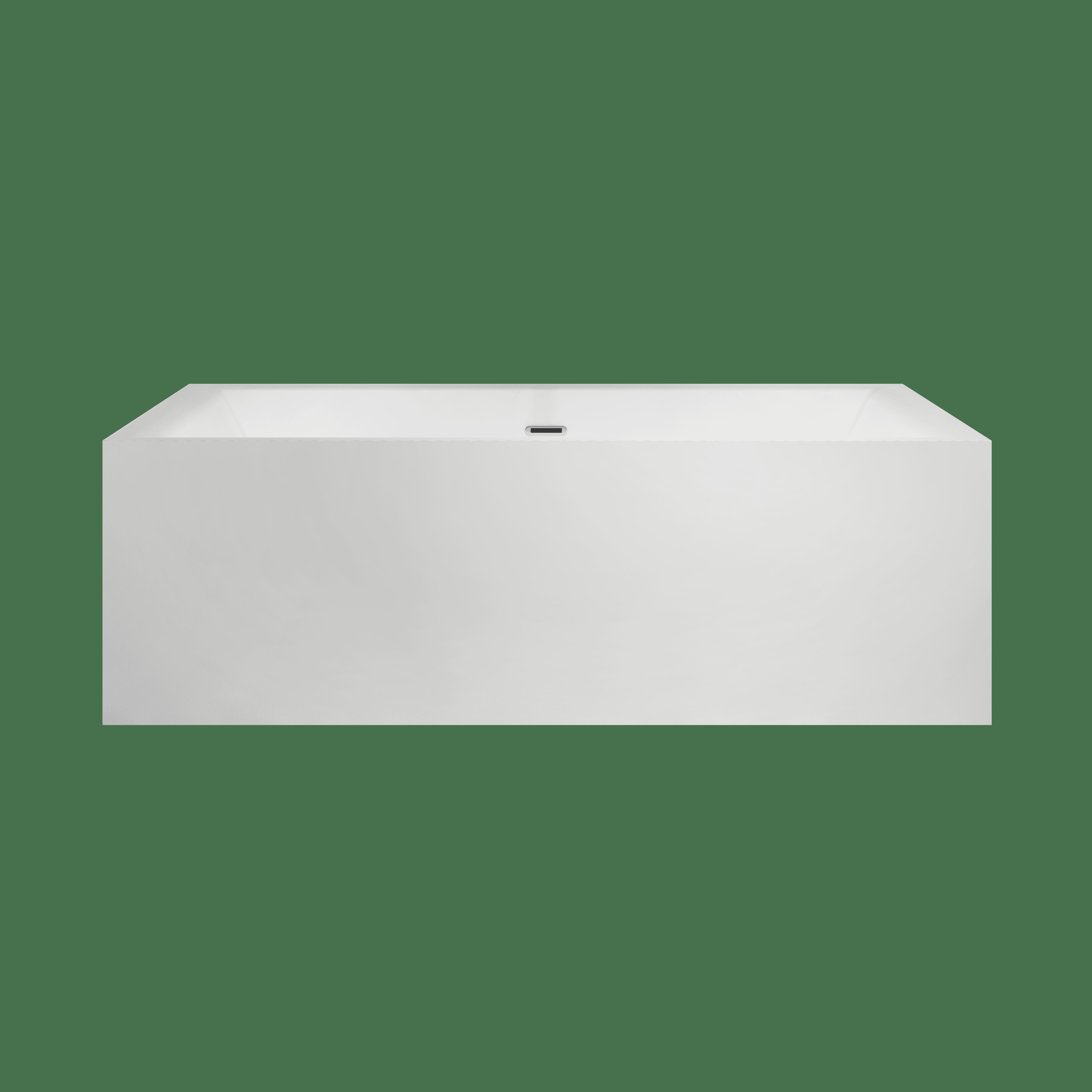 Bain Ultra BNOSRF00T-01 Nokori Freestanding Thermomasseur Tub ...