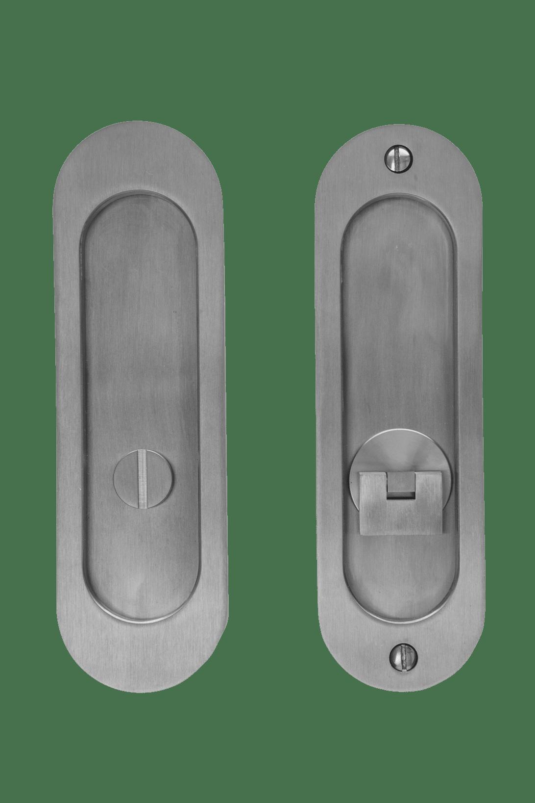 Linnea Pl160r Dp Pr Gbl Pocket Door Lock Qualitybath Com