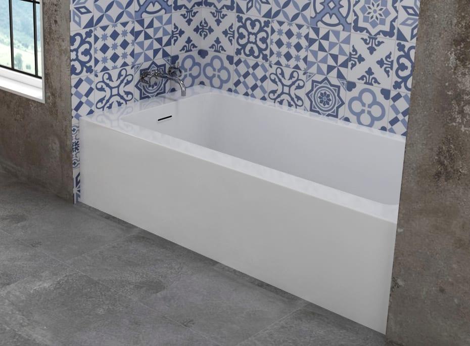 Oceania PX60 Plex Soaker Tub   QualityBath.com