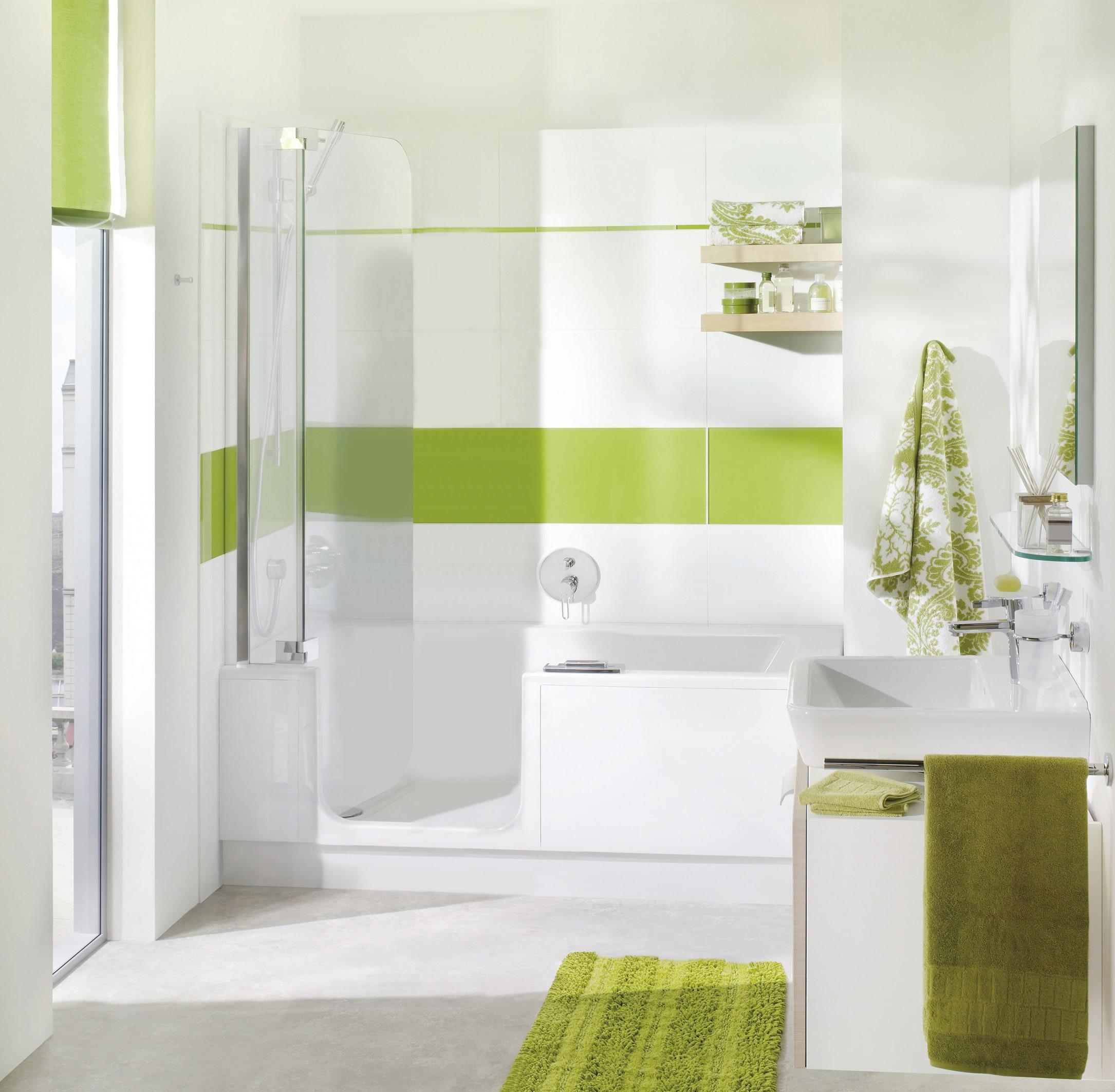 Acryline TL60 Twinline Bathtub And Showering Unit-alcove ...