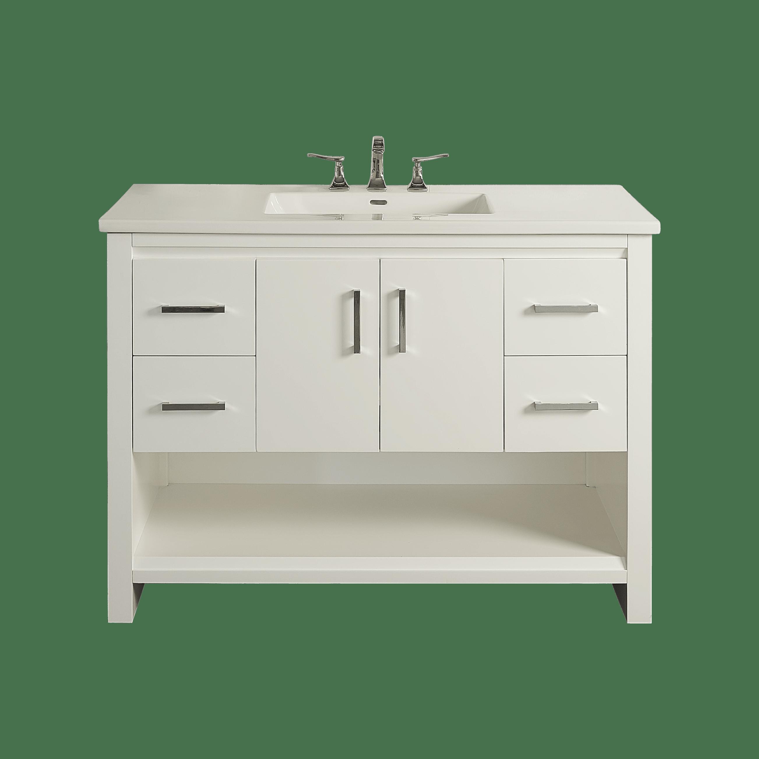Fairmont Designs 1517-V48 Studio One Bathroom Vanity   QualityBath.com