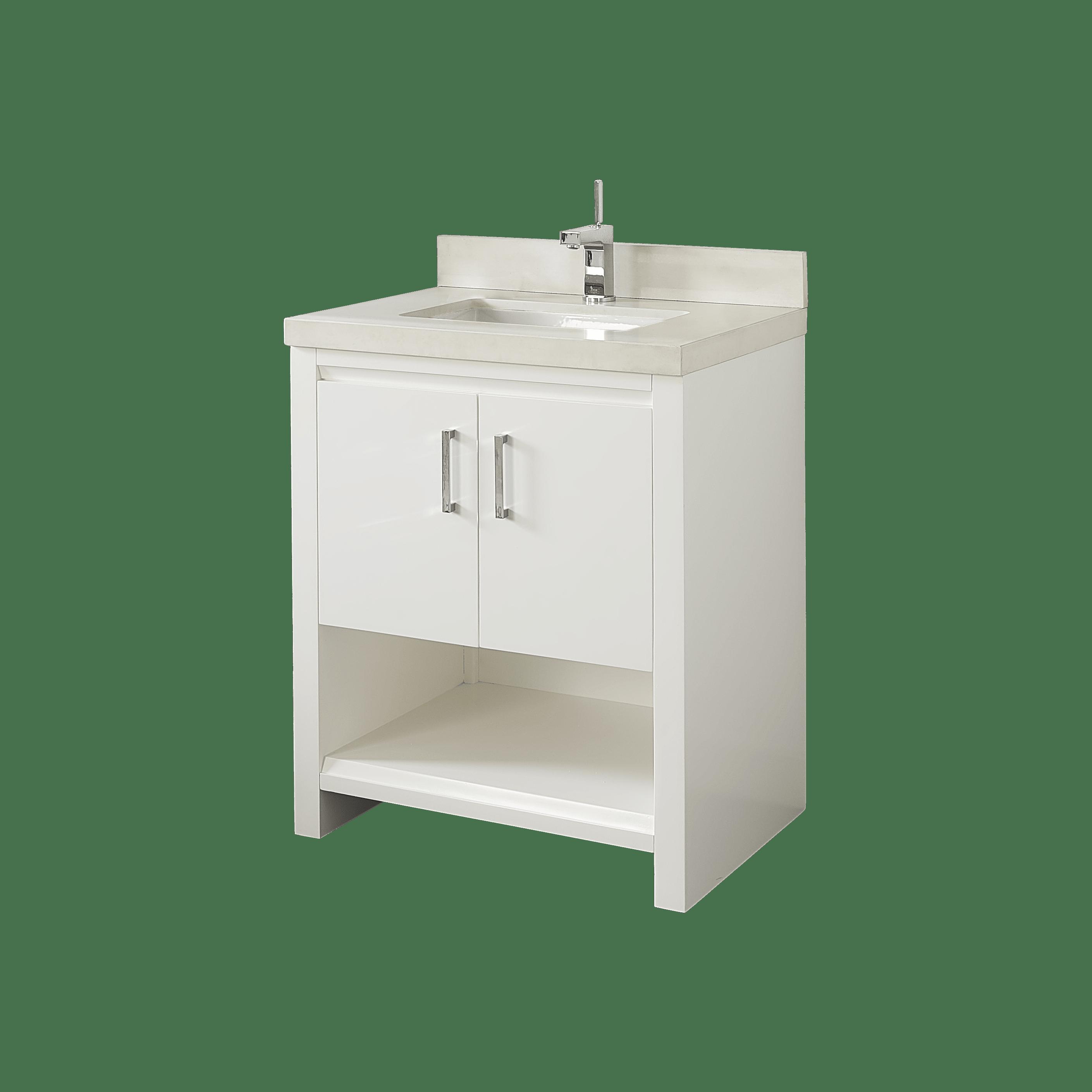 Fairmont Designs 1517-V30 Studio One Bathroom Vanity | QualityBath.com