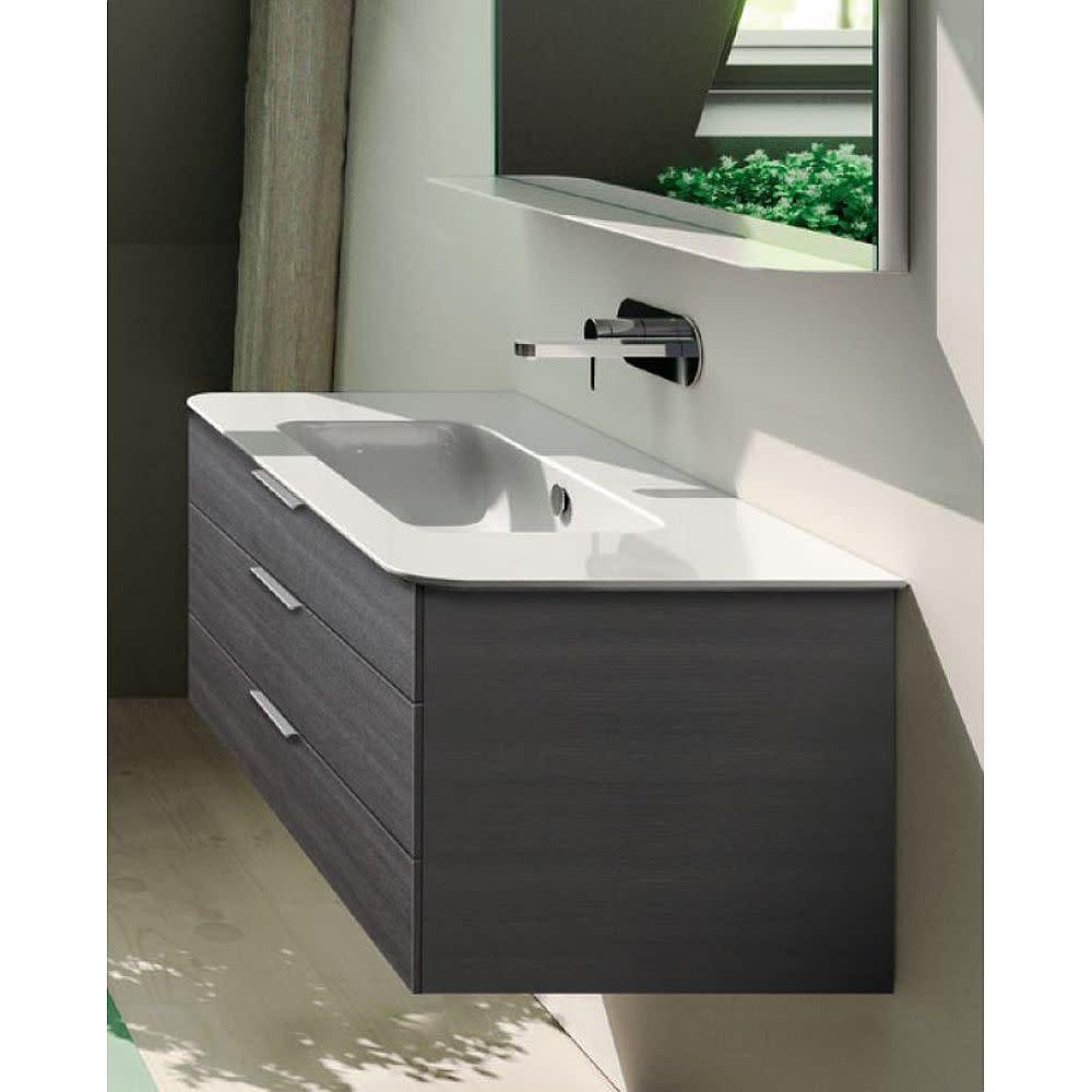 Catalano Gu100sdr 94 Green Up 39 3 8 Frameless Wall Hung Vanity With Green Up Washbasin Qualitybath Com